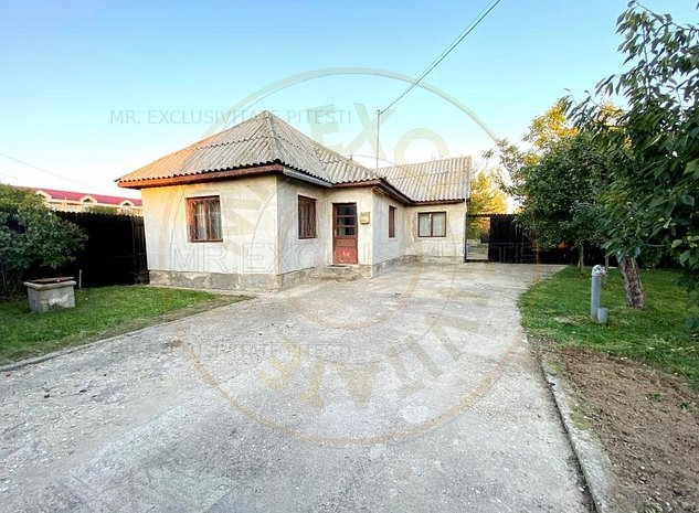 Comision 0% Casa si teren 1890 mp Costesti - imaginea 1