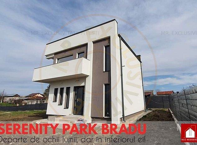 CASE BRADU - SERENITY PARK BRADU - CASE IN STIL MEDITERANEAN! - imaginea 1