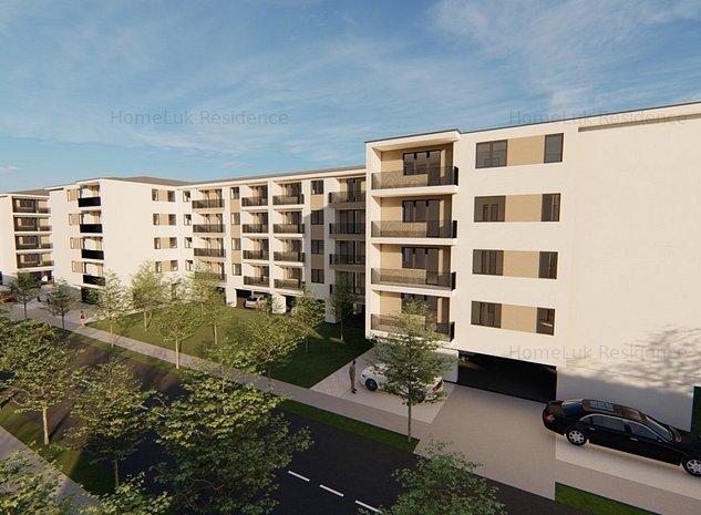 Apartament 2 camere Brancoveanu cu Turnu Magurele-Lukoil - imaginea 1