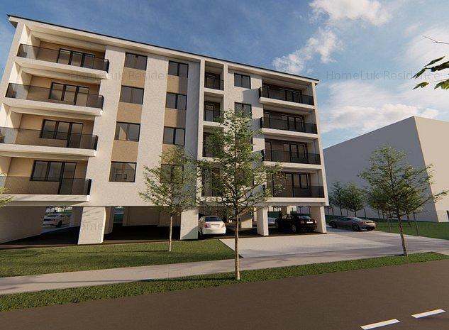 Apartament Decomandat in Bloc Nou Pret Dezvoltator - imaginea 1