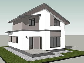 Casa de vânzare 3 camere, în Ciorogârla