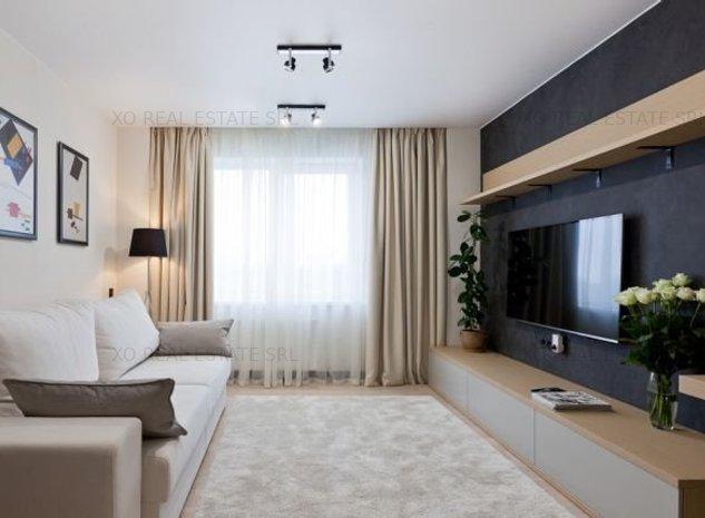 Apartament nou, decomandat, balcon inchis, 6 minute metrou - imaginea 1