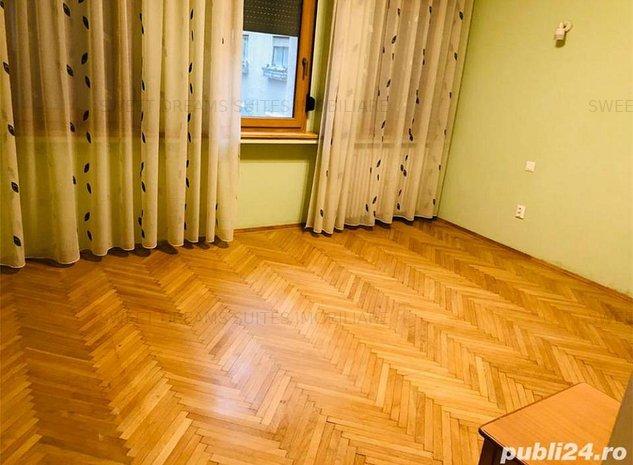 Vanzare apartament 3 camere, Amzei-Calea Victoriei - imaginea 1