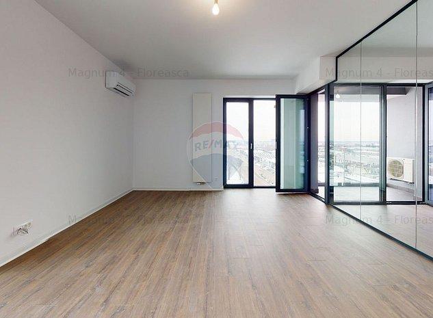 Apartament cu 2 camere de vanare in zona Pipera - Cloud 9 Residence - imaginea 1