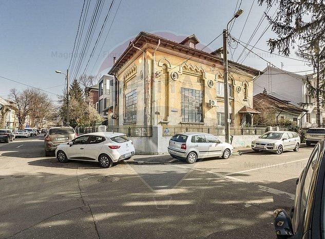 Oportunitate Floreasca-Casa cu dublu front stradal de vanzare - imaginea 1