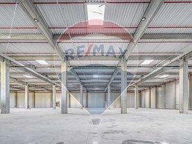Închiriere spaţiu industrial în Bucuresti, Chitila