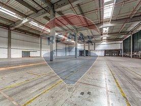 Închiriere spaţiu industrial în Bucuresti, Centura Vest