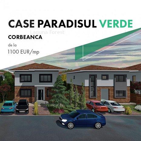 Case/Vile P+1E | 165mp utili | Paradisul Verde, Corbeanca - imaginea 1