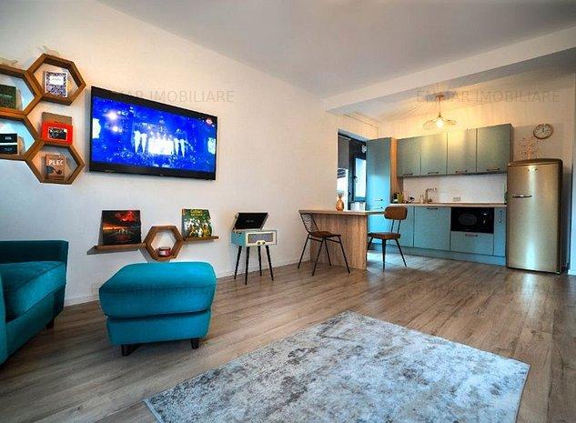 Apartament de lux  cu 2 camere Buna Ziua - imaginea 1