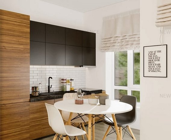 Garsoniera New Colentina Residence - imaginea 1