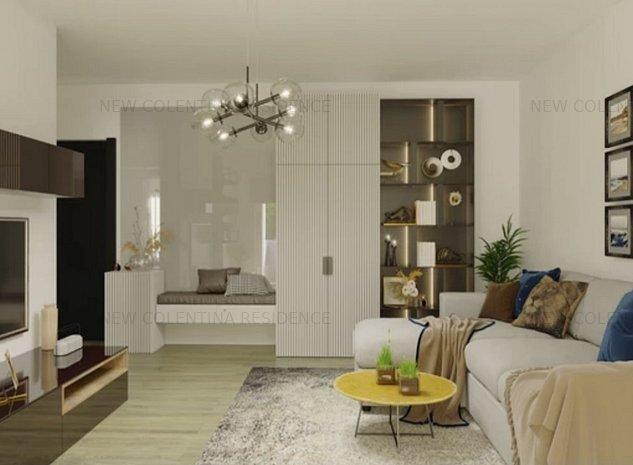 Apartament 2 camere New Colentina Residence - imaginea 1