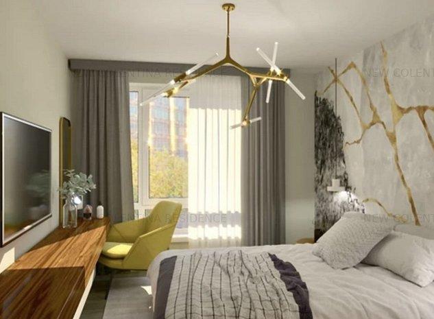 Garsoniera Colentina Residence Proiect Nou - imaginea 1