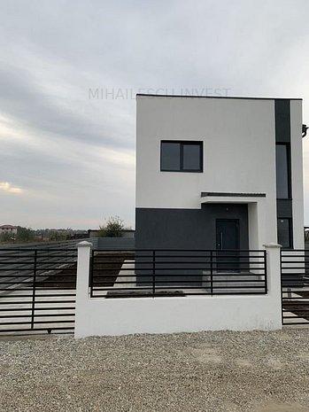 PRELUNGIREA GHENCEA, Casa individuala, DOMNESTI, 4 camere, V1081 - imaginea 1