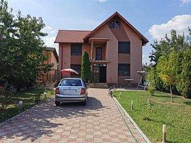 Casa de vânzare 9 camere, în Păuleştii Noi, zona Central