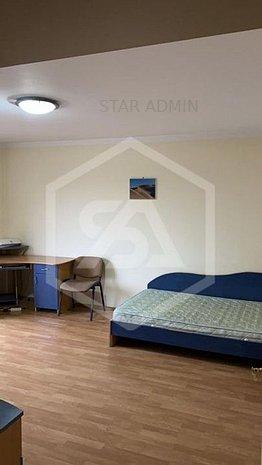 Apartament 1 camera, decomandat, zona Str. Fagului - imaginea 1