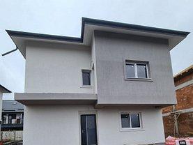 Casa de vânzare 4 camere, în Bragadiru