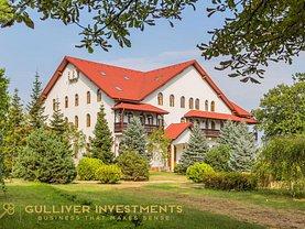 Casa de vânzare 25 camere, în Snagov
