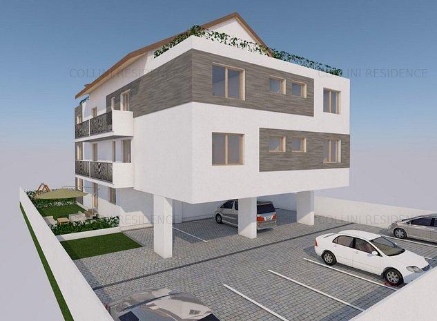 Apartament 2 camere Musicescu - imaginea 1