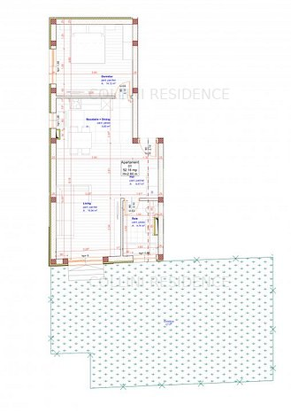 Apartament cu gradina 65 mp - imaginea 1