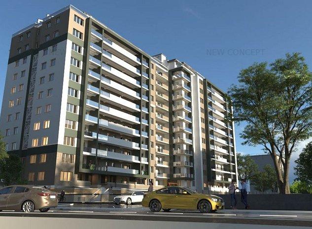 Apartament 3 camere | Suprafata totala 101.3 mp | Zona centrala | - imaginea 1