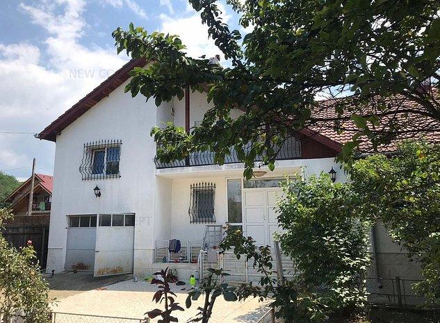 Casa 4 camere | Budesti | Teren 2.370 mp - imaginea 1