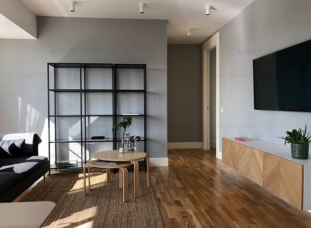 102 The Address Apartament 3 camere Nou Vedere Stradala - imaginea 1