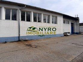Vânzare spaţiu industrial în Brasov, Tractorul