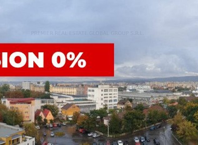 COMISION 0% SUPER PRET APARTAMENT PANORAMIC 4 CAMERE BLOC 2010 MĂRĂŞTI CLUJANA - imaginea 1