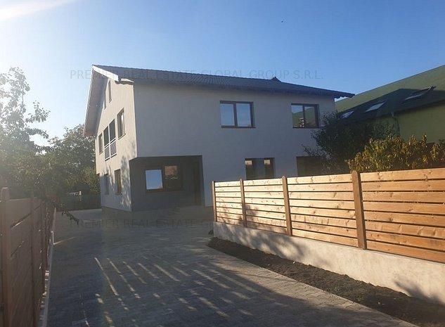 Casa in duplex de vanzare, 2 Parcari, zona Someseni - imaginea 1