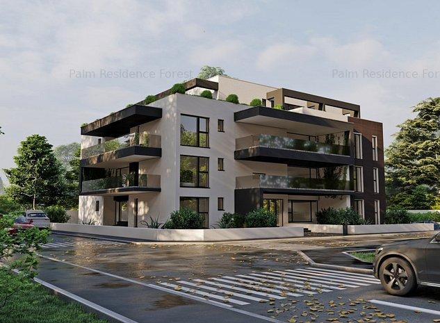 Iancu Nicolae, Apartament 4 camere ,etaj 1, Terasa 26 mp,loc de parcare subteran - imaginea 1
