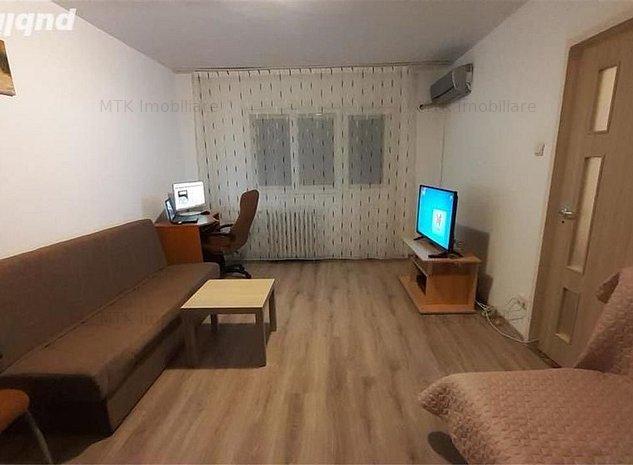 Apartament cu 2 camere de inchiriat | Zona Tineretului - imaginea 1