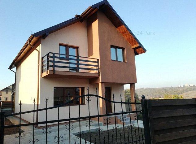 Vila Superba exclusivista 4 camere, Ovidiu - imaginea 1