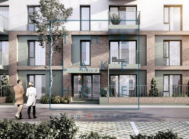 Apartament 2 camere - THE LAKE HOME - Living Xperience Sibiu - imaginea 1