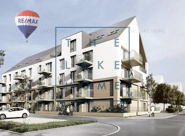 Comision 0 la achiziție! apartament cu 3 camere cu balcoane și terasă! - imaginea 1
