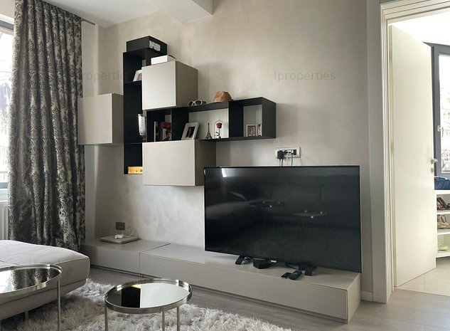Comision 0% Apartament Lux 2 cam, mobilat-utilat, Parcare, Brancoveanu-Budimex - imaginea 1