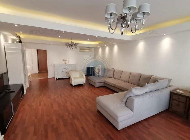 Apartament 3 camere Kiseleff - imaginea 1