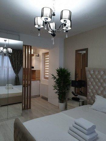 Studio de LUX, ideal pentru investitie, mobilat si utilat ultramodern - imaginea 1