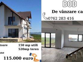 Casa de vânzare 3 camere, în Bod