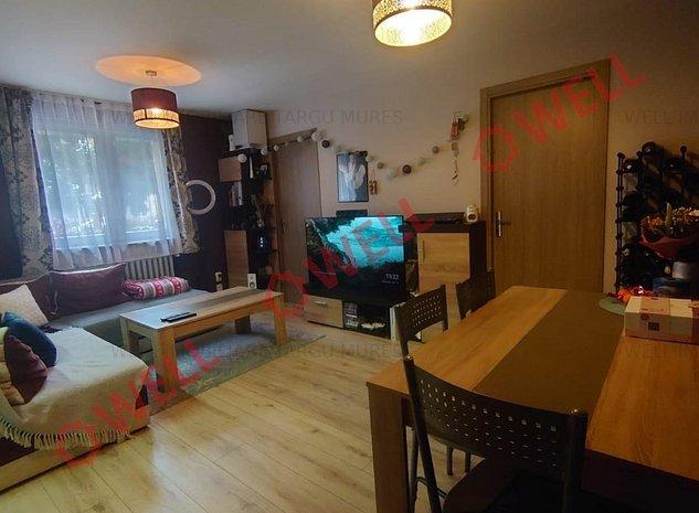 De vânzare un apartament cu 3 camere situat în Târgu Mureș - imaginea 1