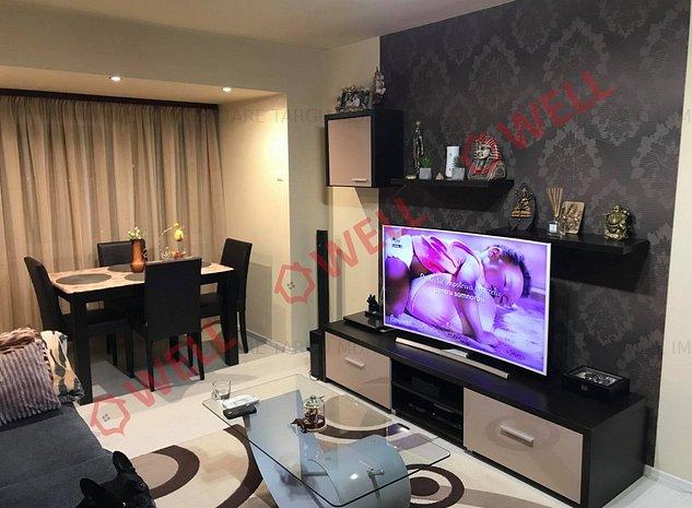 De vânzare un apartament cu 2 camere pe strada Libertății - imaginea 1