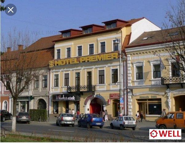 De vânzare hotel situat în centrul orașului Târgu Mureș - imaginea 1