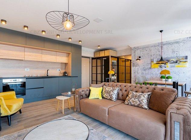 Apartament 2 camere SMART HOME, COST CONTROL, SMART BOUTIQUE APARTMENTS - imaginea 1