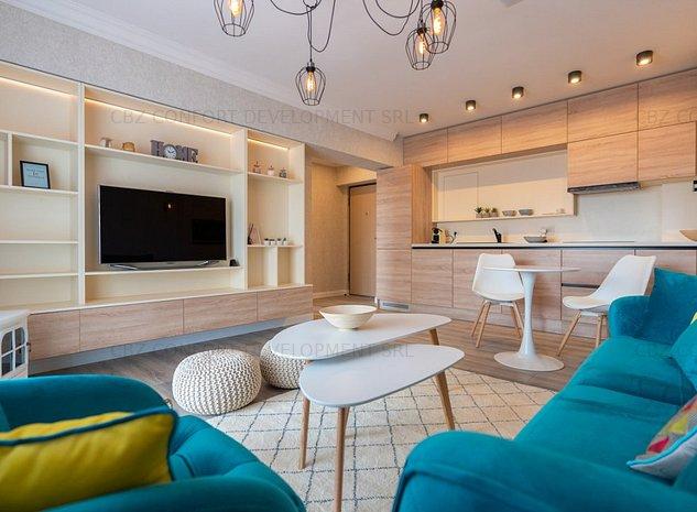 Apartament 2 camere locuinta linteligenta, cost control, lux si rafinamen - imaginea 1