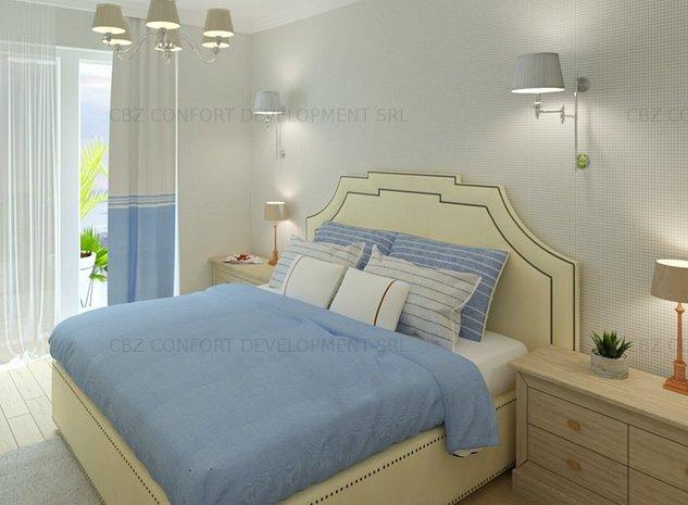 Apartament 2/3 camere Smart Home, totul digitalizat in Smart Boutique Apartments - imaginea 1