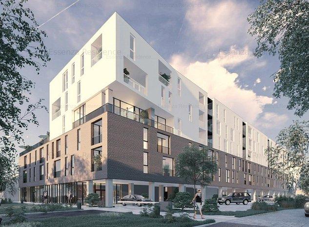 Essenza Residence - Apartament 2 camere - DEZVOLTATOR 0% comision - Str Mangalia - imaginea 1