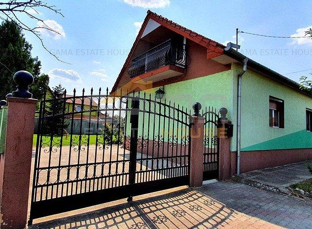Casa individuala la cheie, 4 camere, 182 mp utili, Vladimirescu - imaginea 1