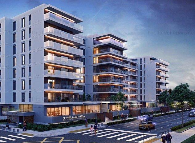 2 camere (04B) – Straulesti - Petrom City – Bloc Nou – Complex Level II - imaginea 1