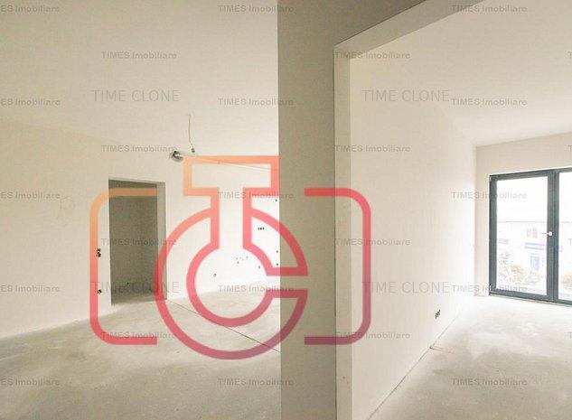 Apartament cu 2 camere, zona Turnisor - imaginea 1