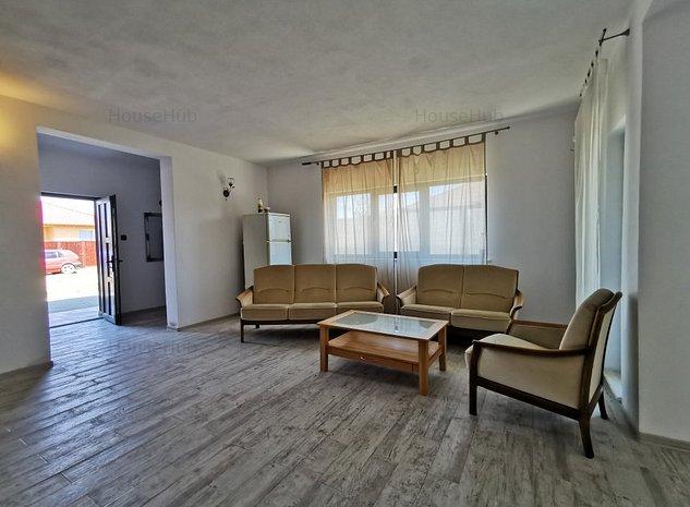 Casa de inchiriat la 5km de Timisoara Exclusivitate  - imaginea 1