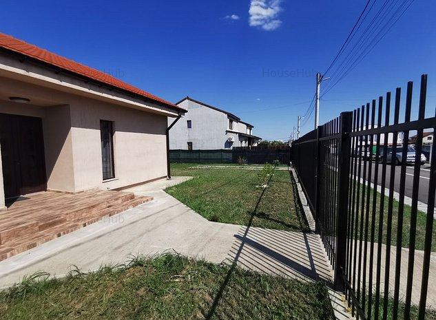 Casa individuala de inchiriat|600 mp-parcela| Prima inchiriere. - imaginea 1